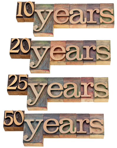 Celebrate Your Company's 10th Anniversary—and Thrive to the 20th and Beyond