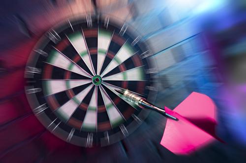 Hit target