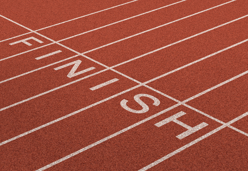 """See"" Your Goal with a Visible Finish Line"