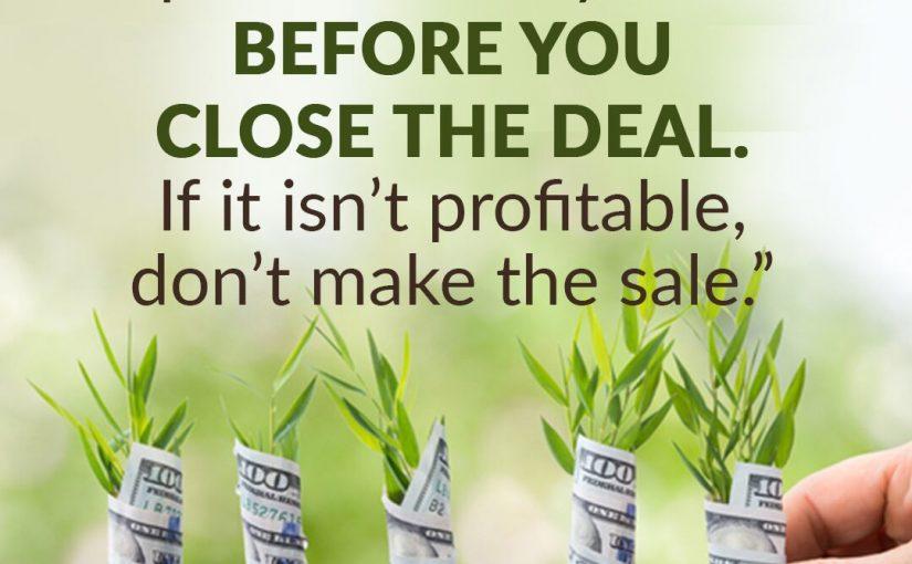 The Profitability Checklist 2020