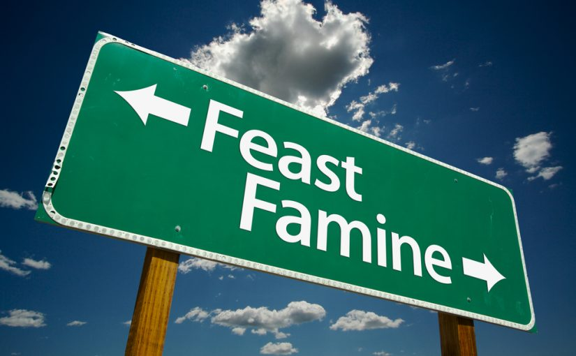What to Do When Feast AND Famine is Built into Your Business