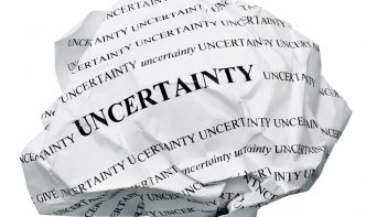 covid-19 uncertainty