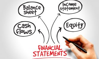 key financial statements