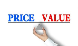 price commensurate with value